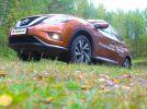Nissan Murano: Полеты во сне и наяву - фотография 27
