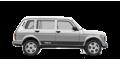 LADA (ВАЗ) 4x4 (2131) Urban 5дв - лого