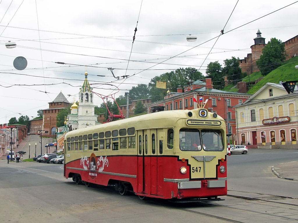 Ограничения движения трамваев вцентре Нижнего Новгорода продлены до4ноября