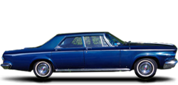 Chrysler Newport Хардтоп 1968-1973