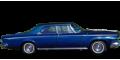 Chrysler Newport Hardtop - лого