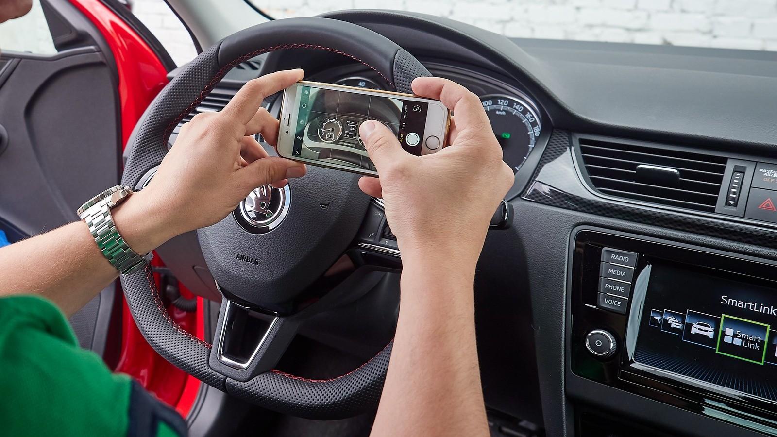 Как правильно фотографировать машины
