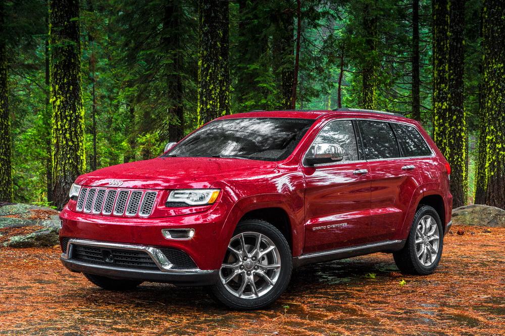Jeep в РФ отзовет неменее и 10 тысяч вседорожников Grand Cherokee