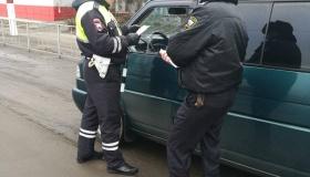 В Нижнем Новгороде инспекторы ДПС ловили неплательщиков штрафов