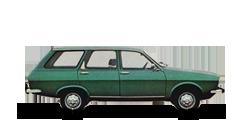 Dacia 1300 универсал 1969-1978