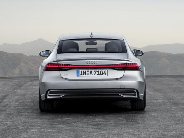 Audi A7 Sportback фото