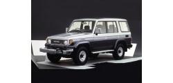 Toyota Land Cruiser полноразмерный внедорожник 1984-2007