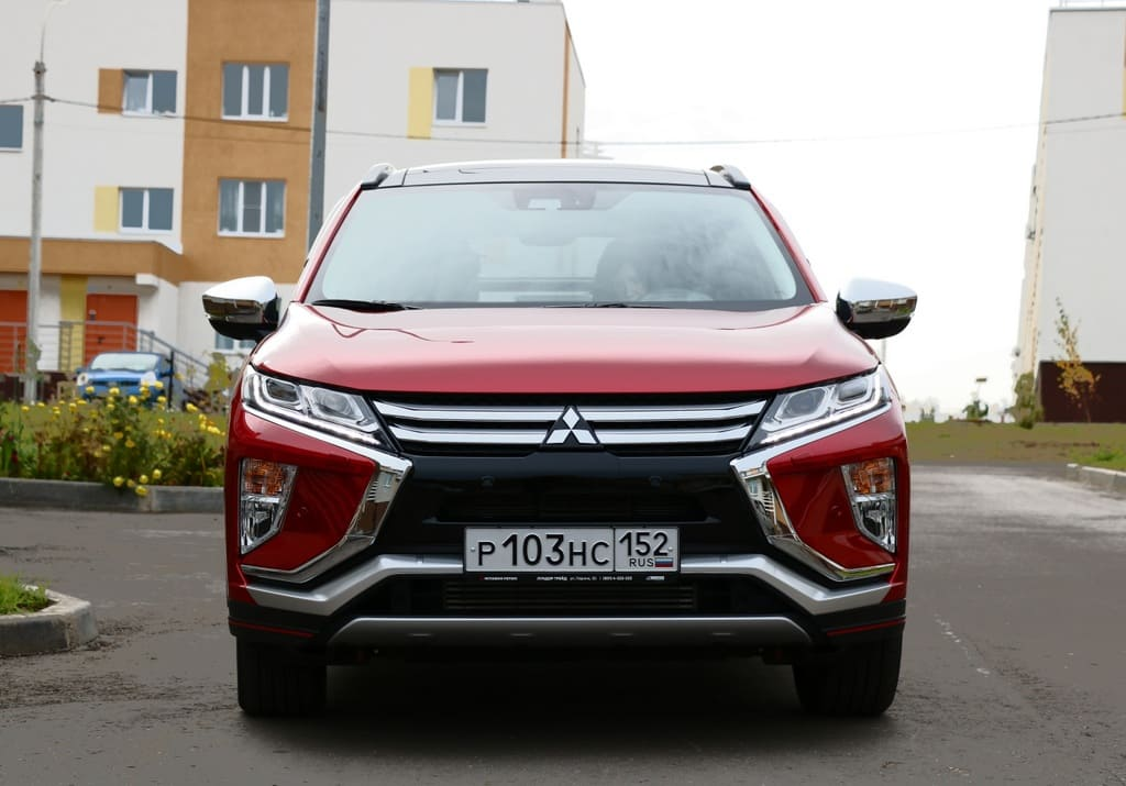 Eclipse Cross фото