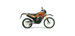 Baltmotors Enduro 200 DD - лого
