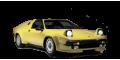 Lamborghini Jalpa Тарга - лого