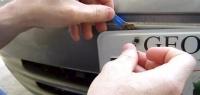 5 мест на кузове, где можно сделать тайник для запасного ключа
